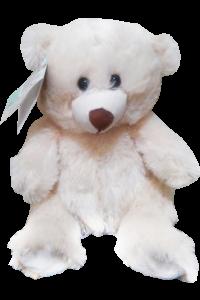 Pelúcia Urso Branco